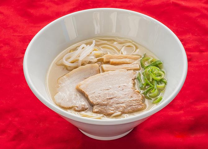 徳島三八系 麺や 諒八