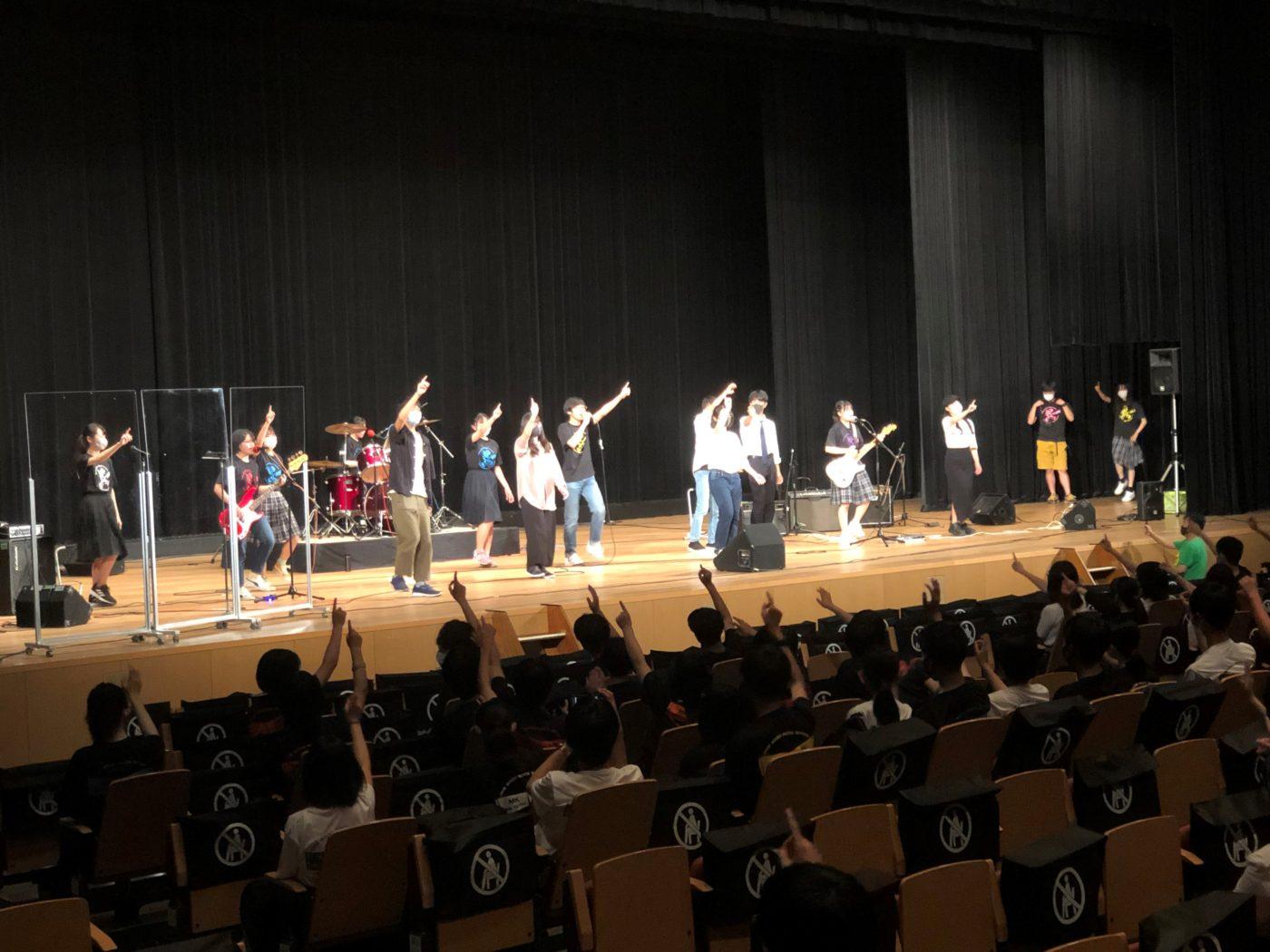 南河内ロックフェスティバル開催&表彰結果発表!!